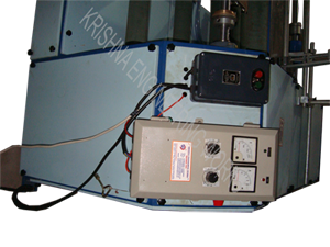 Control Panel For Winding Rewinding Machine