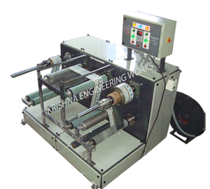 Doctoring Slitting Rewinding Machine