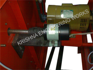 Electric Motor For Winding Rewinding Machine
