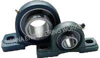 Pedestal Bearings For Winding Rewinding Machine